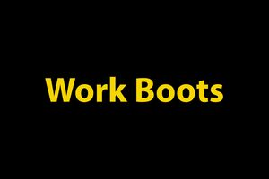Safety Boots and Footwear