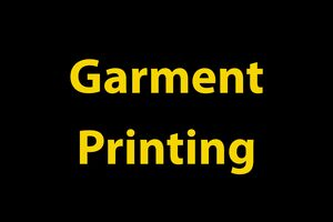 Embroidery and Garment Printing