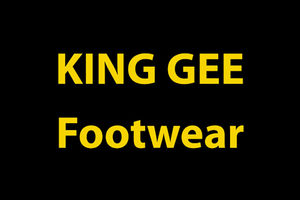 KING GEE Footwear