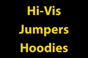Hi Vis Jumpers and Hoodies
