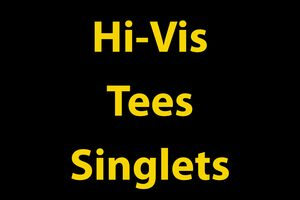 Hi-Vis Tees and Singlets