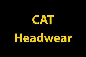 CAT Headwear