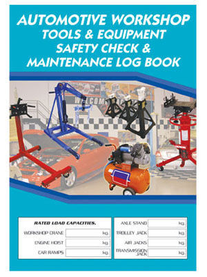 Automotive Workshop Tools + Equipment