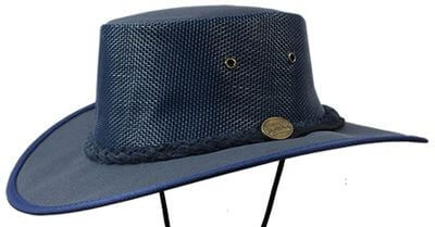BARMAH Canvas Drover Hat 1057
