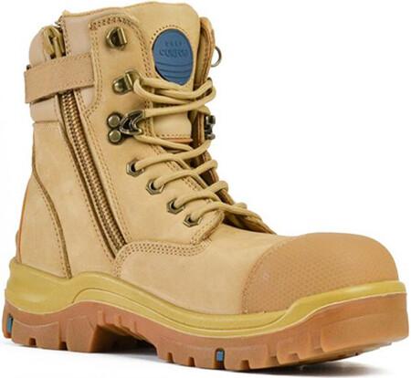 BATA Patriot Zip Safety Boot 815-80647