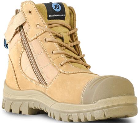 BATA Zippy Safety Boot 804-88841