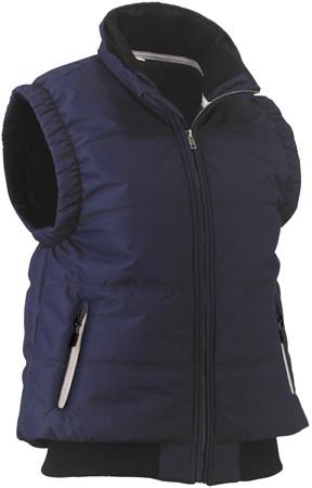 BISLEY Puffer Vest Womens BVL0828