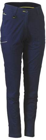 BISLEY Stretch Cotton Pants Womens BPL6015