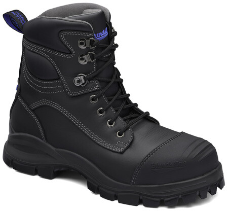 BLUNDSTONE Lace Up Safety Boot 991