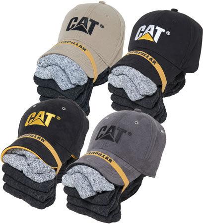 CAT Cap + Sock Pack 1490046
