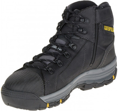 CAT Convex Mid ST Zip Safety Boot P72055
