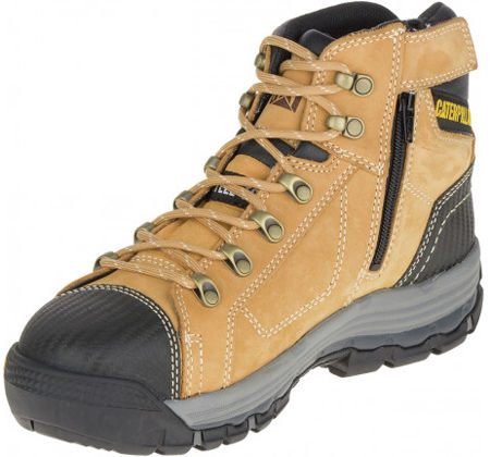 CAT Convex ST Mid Zip Safety Boot P72005