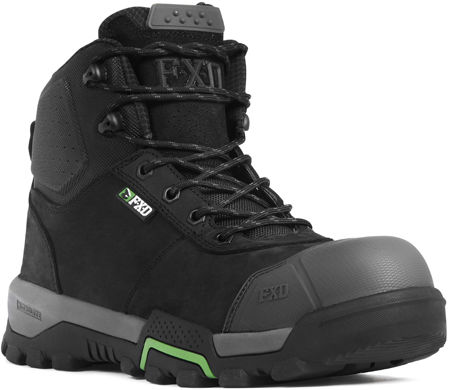 FXD Work Boot WB 2 Black 45