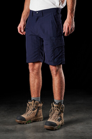 FXD Work Shorts Lightweight LS-1 NAVY