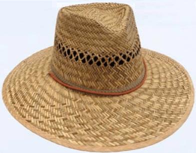 Harvester Straw Hat 2260