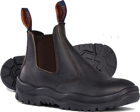 MONGREL Elastic Sided Non-Safety Boot 940030