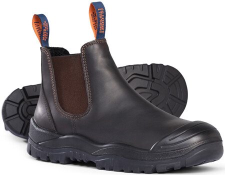 MONGREL Elastic Sided Safety Boot 545030