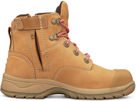 OLIVER ZipSider Safety Boot Women+39s 49-432Z
