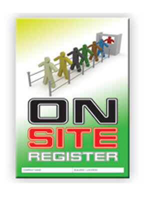 On Site Register