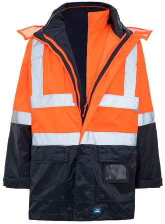 RAINBIRD - Jacket HEALY 4 in 1 Waterproof 8581