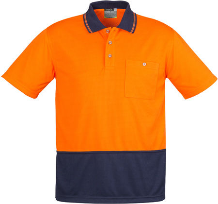 SYZMIK Basic Short Sleeve Polo ZH231