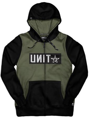 UNIT Hood SHELTER Zip Thru 203115009