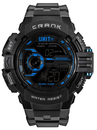 UNIT Watch CRANK Digital 189129002