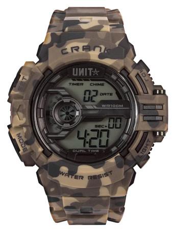 UNIT Watch CRANK Digital 189129004