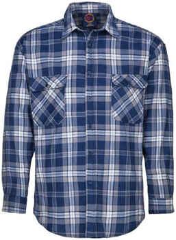 RITEMATE Shirt Flannelette Open Front (RM123FOF)