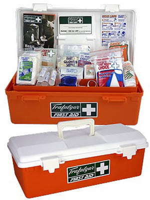 First Aid Kit Portable- 1-25 Employees