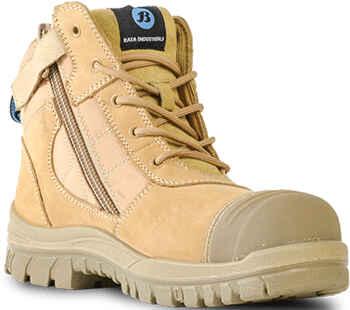 BATA Zippy Safety Boot (804-88841)