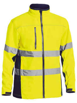 BISLEY Jacket Soft Shell Taped BJ6059T