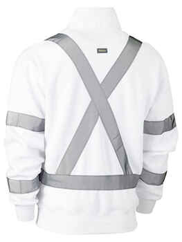 BISLEY Jumper Bio Motion X Taped Fleece BK6321XT