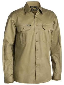 BISLEY Shirt Original Cotton Drill LS BS6433