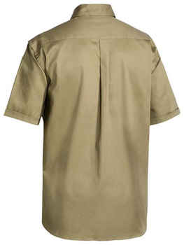 BISLEY Shirt Original Cotton Drill SS BS1433