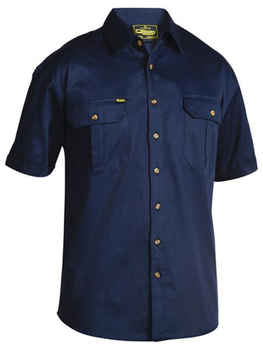 BISLEY Shirt Original Cotton Drill SS BS1433