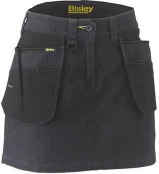 BISLEY Women+amp39s FLX +amp MOVE Stretch Cotton Skort BLS1024