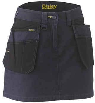 BISLEY Women+amp39s FLX +amp MOVE Stretch Cotton Skort BLS1024