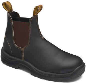 BLUNDSTONE Elastic Sided Safety Boot (172)