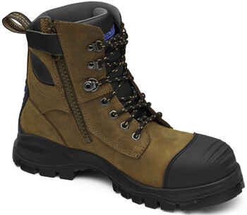 BLUNDSTONE Zip Sided Safety Boot (983)