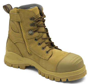 BLUNDSTONE Zip Sided Safety Boot (992)