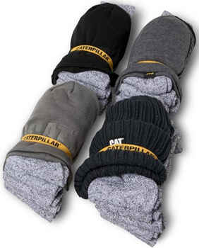 CAT Beanie & Sock Value Bundle (1490049)
