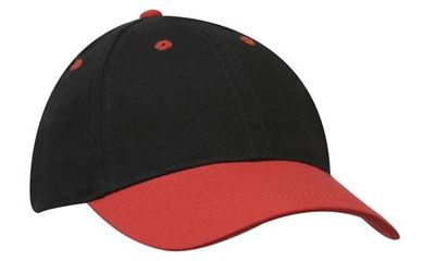 Cap Brushed Heavy Cotton - (4199)