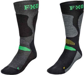 ***NEW*** FXD SK-7 Work Socks Tech (2 Pack)