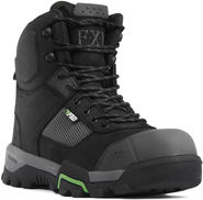 FXD Work Boot WB 1 Black 60
