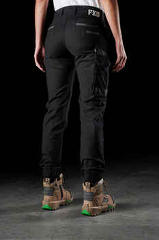 FXD Work Pants Cuffed Womens WP-4W BLACK