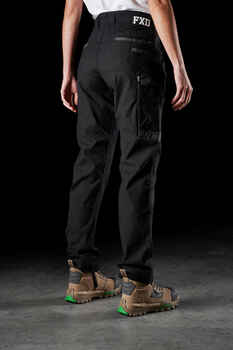FXD Work Pants Womens WP-3W BLACK