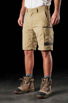 FXD Work Shorts Lightweight (LS-1) KHAKI