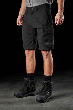FXD Work Shorts Lightweight (LS-1) BLACK