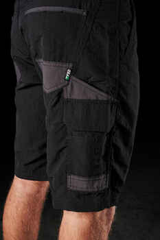 FXD Work Shorts Lightweight LS-1 BLACK